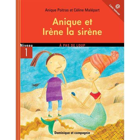 Anique et Irène la sirène