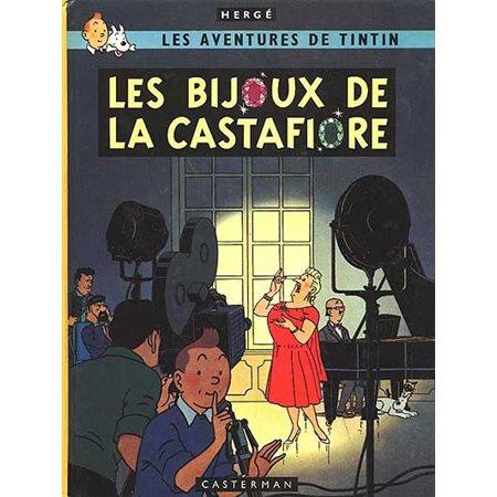 Les bijoux de la Castafiore  /  Tome 21, Les aventures de Tintin