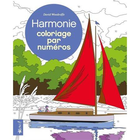Harmonie: Coloriage par numéros