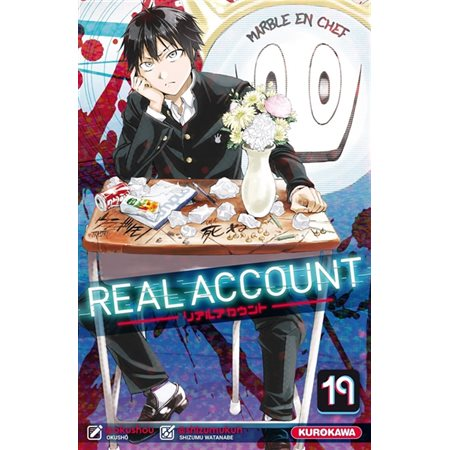 Real account, tome 19