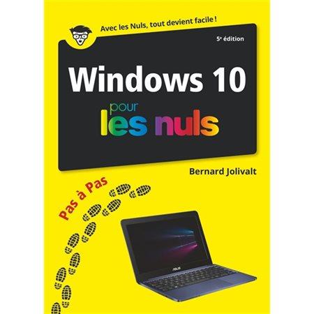 Windows 10 pour les nuls (5e ed.)