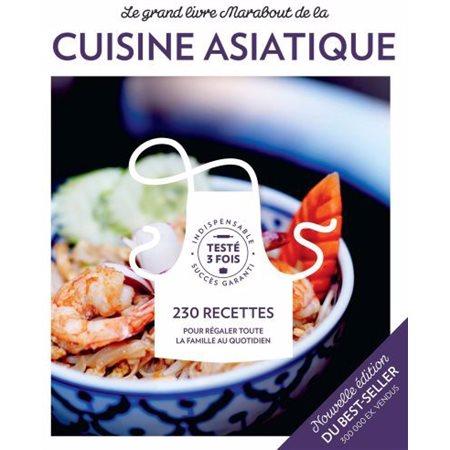 Le grand livre Marabout de la cuisine asiatique (ed. 2020)