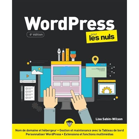 WordPress pour les nuls (4e ed.)