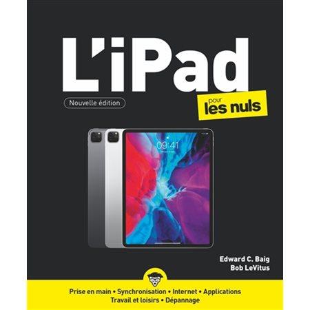 L'iPad pour les nuls, nouv. éd.