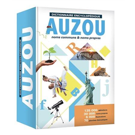 Dictionnaire encyclopédique Auzou (2021)