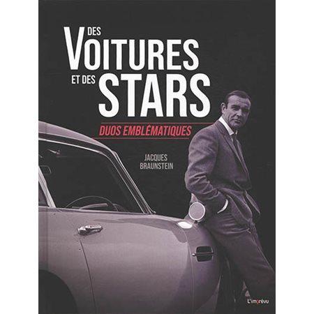 Des voitures et des stars: duos emblématiques (2e ed.)