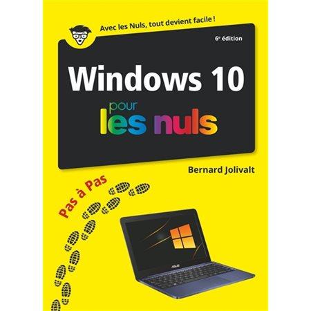 Windows 10 pour les nuls (6e ed.
