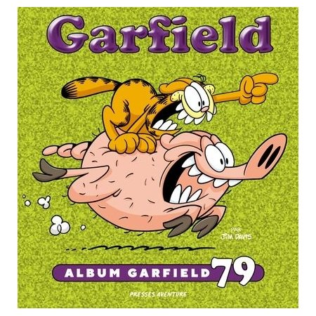 Garfield, Tome 79, Album Garfield