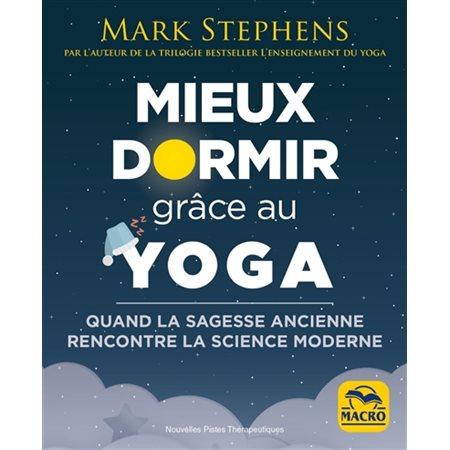 Mieux dormir grâce au yoga