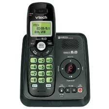 """Téléphone numérique sans fil """"CS6124-11"""""""