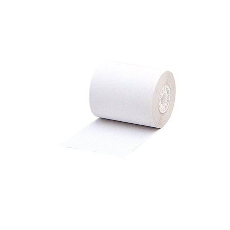 """Rouleau de papier thermique 3-1 / 8"""" x 230' x 3"""" dia. pqt 50"""