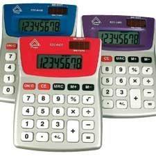 """Calculatrice de bureau """"EDC-6400"""""""