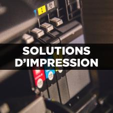 Solutions d'impression