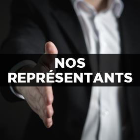 Contacter un représentant