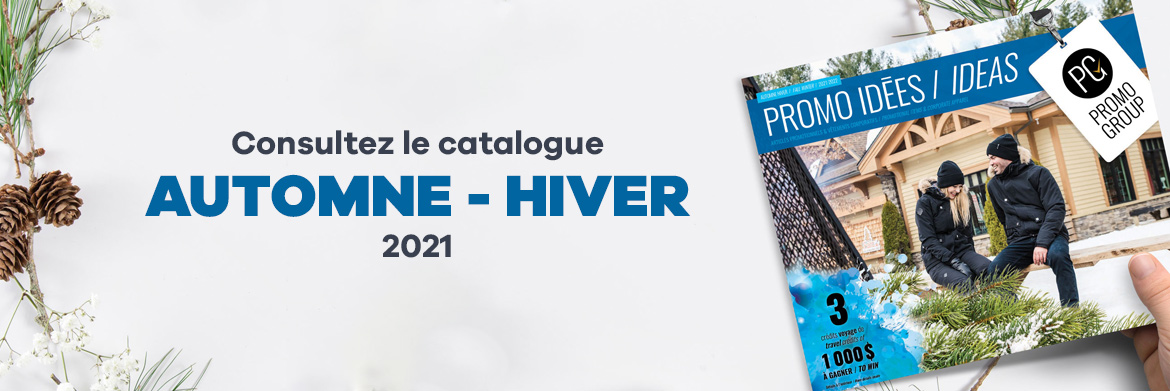 Catalogue PromoIdees - Automne-Hiver 2021